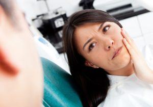 Головокружение после удаления зубов