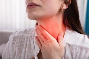 Односторонняя боль в виске, ухе, горле и шее