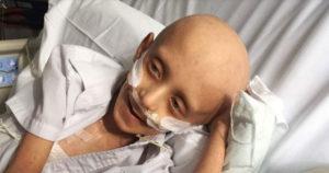 Смерть от лейкоза