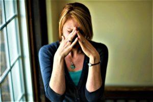 Тревога, отсутствие аппетита, апатия