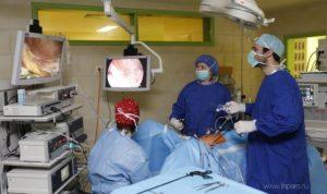 Повторная лапароскопия