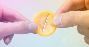 Возможна ли беременность при неправильном одевании презерватива