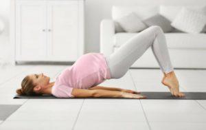 Упражнения Кегеля при низкой плацентации
