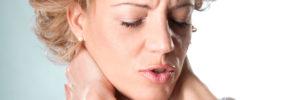 Боль в челюсти и шейный остеохондроз