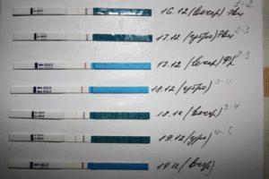 Задержка 13 дней, 45 день цикла, тест отрицательный