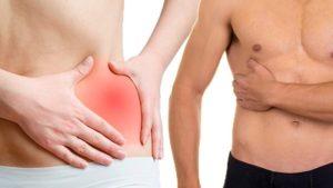 Боль в левом боку и при мочеиспускании