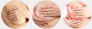 Можно мазать грудную клетку меновазином при мастопатии?