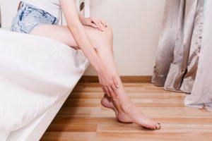 Усталость, боль в ногах, невроз