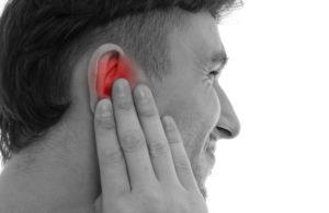 Стреляющая боль перед ухом