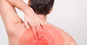 Острая боль в молочных железах после массажа спины