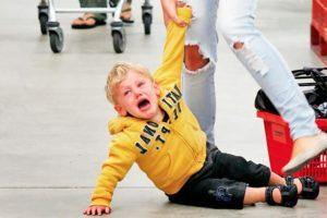 У ребенка истерики и он не хочет ходить в садик