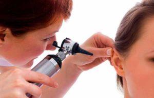 Заложенность ушей после бронхита
