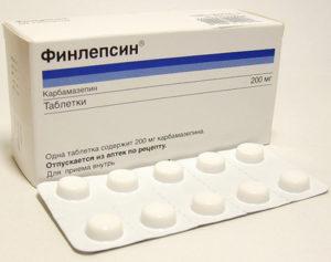 С депакина на финлепсин