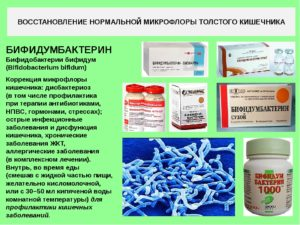 Заболевания желудка после приема антибиотиков