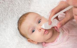 У ребенка не проходит насморк 3 месяца