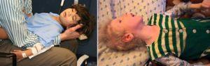 Ребенок в плаче синеет и перестает дышать