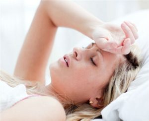 Головокружение во время сна