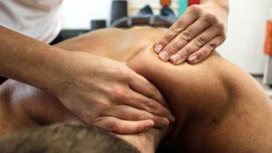 Начало трясти после массажа