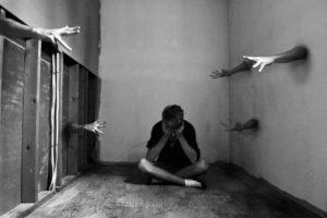 Депрессивное состояние на грани суицида