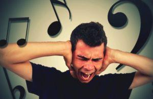 Навязчивые мысли, музыка в голове