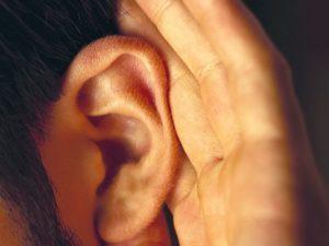 Писк в ушах, порой очень сильный