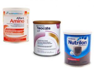 Аллергия на все смеси, даже на аминокислоты!