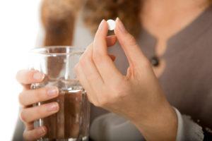 Выделения после алкоголя