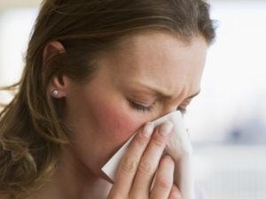 Невроз, заложенность носа