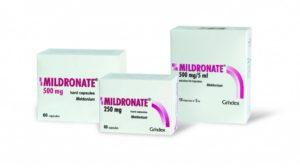 Добрый день, подскажите можно ли принимать милдронат при менингиомме мозжечка?