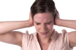 Спазм в ушах