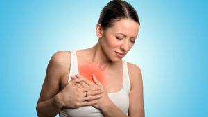 Боль в спине и рак молочных желез