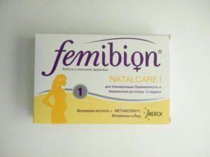 Фемибион и фолацин приём одновременно