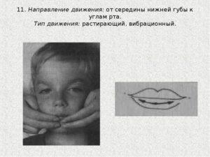 Дёргается губа