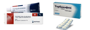 Тербинафин и флуконазол в начале беременности