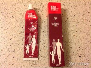 Отмена гормонального крема белодерм