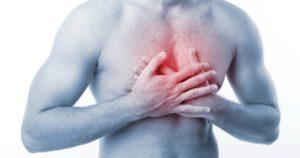 Бронхит, боль и жжение в груди