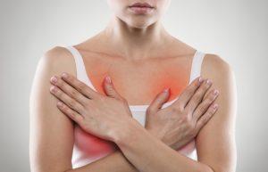 Боли в груди, гормональный сбой?