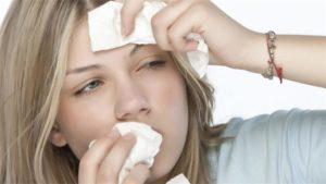 Заложенность носа у подростка