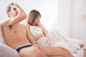 Нет семяизвержения при мастурбации