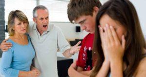 Родители не разрешают съезжаться с парнем