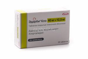 Замена препарата теветен на эдарби кло