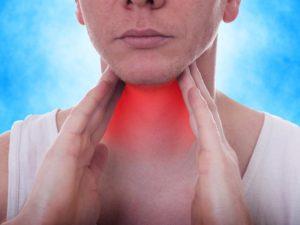 Дискомфорт в носоглотке