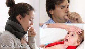 Невозможно спать першит в горле(