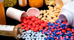 Антибиотики и транквилизаторы