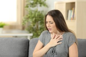 Нехватка дыхания