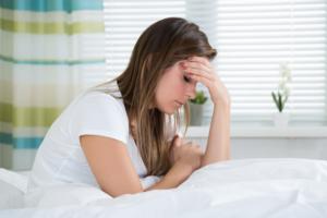 ВСД-бессонница, нервные тики