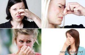 Запах из носа у ребенка не приятный