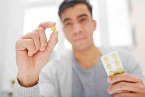 Пила таблетки