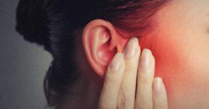 Заложило ухо, чешется внутри и не проходит