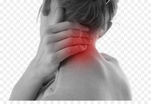 Боль в горле отдает в затылок
